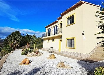 Thumbnail 4 bed villa for sale in Parcent, Valencia, Spain