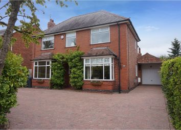 Thumbnail 4 bedroom detached house for sale in York Road, Haxby