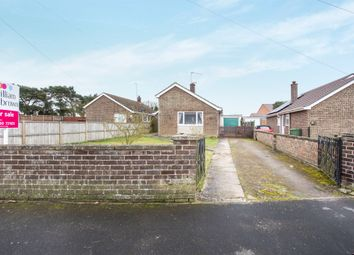 Thumbnail 2 bed detached bungalow for sale in Westfields, Narborough, King's Lynn