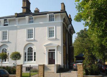 Thumbnail Flat to rent in Church Terrace, Lewisham
