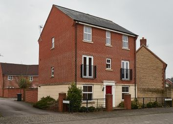 Thumbnail 4 bed detached house for sale in Melstock Road, Swindon, Wiltshire