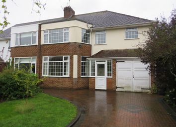 Thumbnail 4 bedroom semi-detached house for sale in West Park Lane, Goring-By-Sea, Worthing