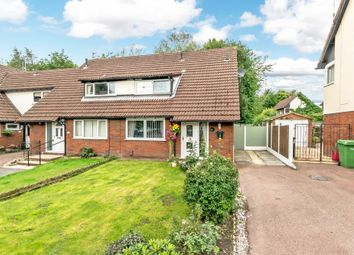 Thumbnail 3 bed semi-detached house for sale in Nansen Close, Old Hall, Warrington