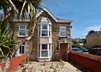 Thumbnail 4 bed end terrace house for sale in Chapel Road, Camborne
