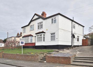 Thumbnail 4 bedroom semi-detached house for sale in Walkden Road, Chislehurst