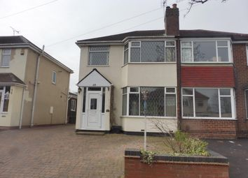 Thumbnail 3 bed property to rent in George Frederick Road, Sutton Coldfield