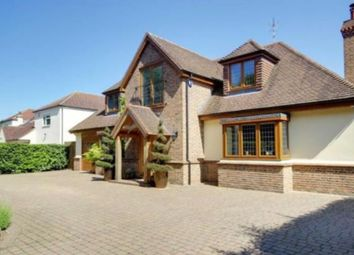 Thumbnail 5 bed detached house to rent in New Park Road, Newgate Street, Hertford