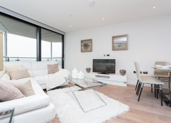 Thumbnail 1 bedroom flat to rent in 2 Riverlight Quay, Nine Elms, London