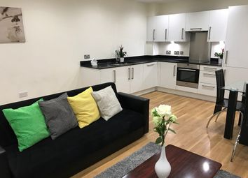Thumbnail 2 bedroom flat to rent in Aylesbury House, Hatton Road, Wembley