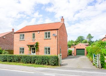 Thumbnail 4 bed detached house for sale in Weaverthorpe, Malton