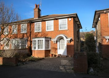 Thumbnail 4 bed semi-detached house to rent in Rathmore Road, Cambridge