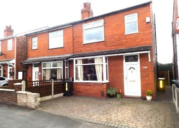 Thumbnail 3 bedroom semi-detached house for sale in Turncroft Lane, Offerton, Stockport, Cheshire