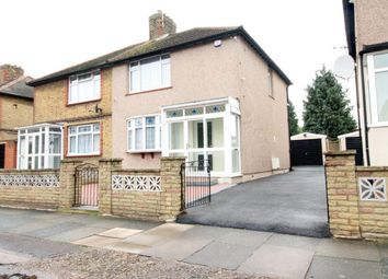 Thumbnail 3 bedroom terraced house to rent in Dunholme Road, Edmonton