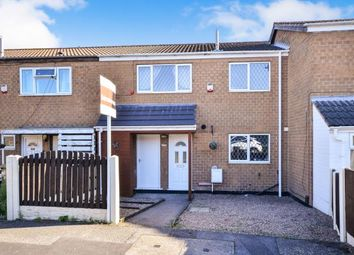 Thumbnail 3 bed terraced house for sale in Mappleton Drive, Mansfield, Nottingham