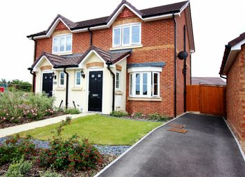 Thumbnail 3 bed semi-detached house for sale in Fuchsia Drive, Minster-On-Sea, Sheerness