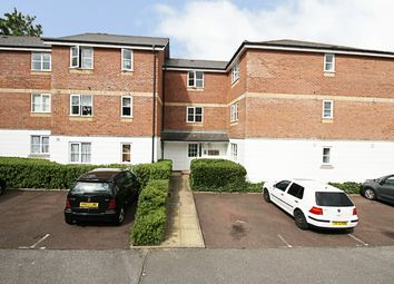 Thumbnail 2 bed flat for sale in Leigh Hunt Drive, Southgate