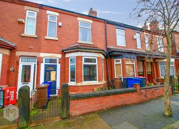 Thumbnail 3 bed terraced house for sale in Cecil Road, Eccles, Manchester