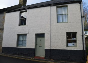 Thumbnail 1 bed flat to rent in Bridge Street, Rothbury, Morpeth
