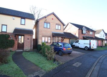 Thumbnail 3 bed detached house to rent in Bullrush Grove, Uxbridge, Middlesex