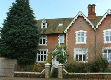 Thumbnail 4 bed semi-detached house for sale in Cranmore Lane, Aldershot
