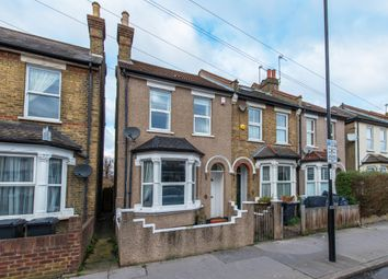 Thumbnail 3 bed end terrace house for sale in Benson Road, Croydon
