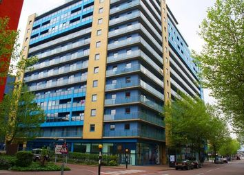 Thumbnail 3 bed flat to rent in Western Gateway, Royal Victoria Docks