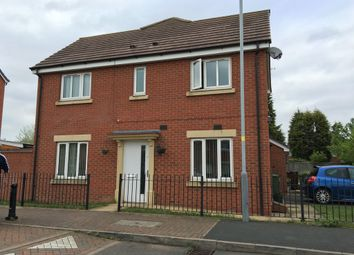 Thumbnail 3 bed semi-detached house to rent in Greenock Crescent, Wolverhampton