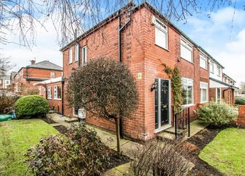 Thumbnail 3 bed semi-detached house for sale in Egerton Grove, Worsley, Manchester, Greater Manchester