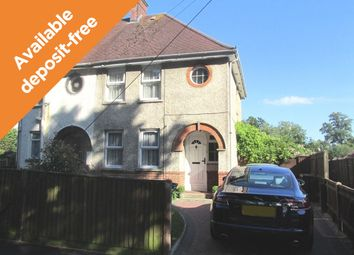 Thumbnail 3 bed semi-detached house to rent in Freemantle Common Road, Southampton