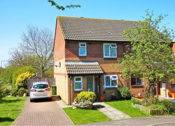 Thumbnail 3 bed semi-detached house for sale in Winter Folly, Basildon