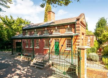 Thumbnail 4 bed detached house for sale in Archery Lane, Winchester, Hampshire