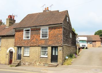 Thumbnail 2 bed semi-detached house for sale in High Street, Seal, Sevenoaks