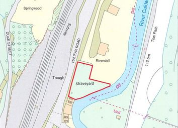 Thumbnail Land for sale in Former Eastwood Urc Graveyard, Halifax Road, Eastwood, Todmorden