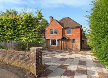 Thumbnail 4 bed detached house for sale in The Avenue, Busbridge, Godalming, Surrey