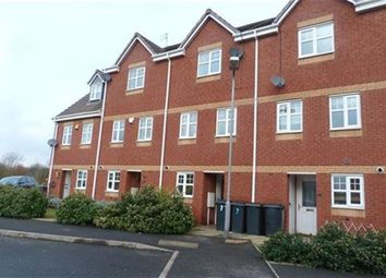 Thumbnail 4 bed terraced house to rent in Mimosa Close, Bermuda Park, Nuneaton