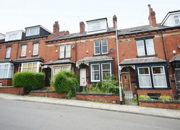 Thumbnail 4 bed terraced house for sale in Burchett Grove, Woodhouse, Leeds, West Yorkshire