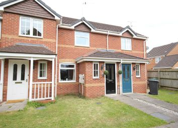 Thumbnail 2 bed terraced house for sale in Churnet Road, Hilton, Derby