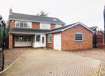 Thumbnail 5 bed detached house to rent in Gilson Road, Coleshill, Birmingham