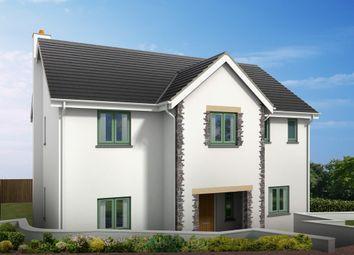 Thumbnail 4 bed detached house for sale in West Alvington, Kingsbridge