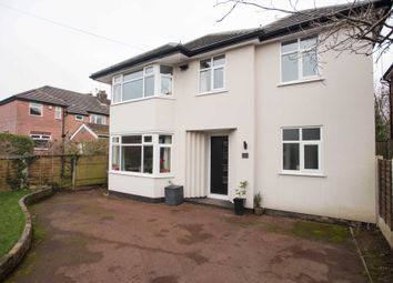 Thumbnail 5 bed detached house for sale in High Elm Road, Hale Barns, Altrincham