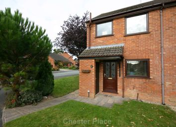 Thumbnail 2 bed semi-detached house to rent in Llys Derwen, Higher Kinnerton, Chester