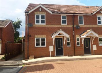 Thumbnail 3 bed terraced house to rent in Caunton Close, Meden Vale, Mansfield