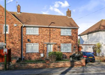Thumbnail 3 bed semi-detached house for sale in Middle Road, Shoreham-By-Sea