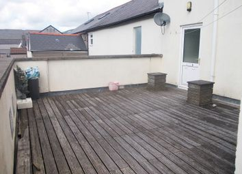 Thumbnail 2 bed flat to rent in High Street, Treorchy, Rhondda, Cynon, Taff.