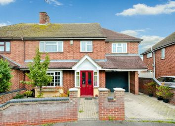 Thumbnail 3 bed semi-detached house for sale in Henley Road, Sandford-On-Thames, Oxford