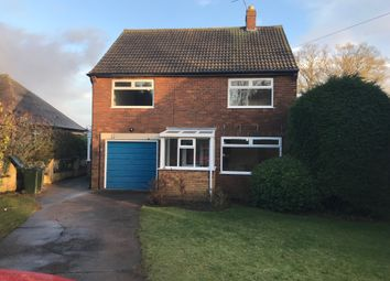 Thumbnail 3 bed detached house to rent in Church Lane, Letwell, Worksop