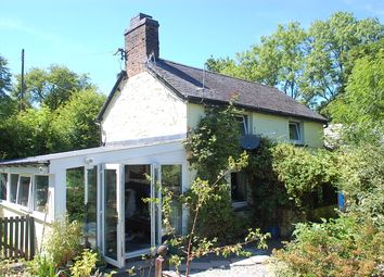 Thumbnail 2 bed cottage for sale in Trefeglwys, Caersws