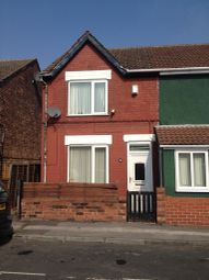Thumbnail 3 bed end terrace house to rent in Victoria Road, Edlington