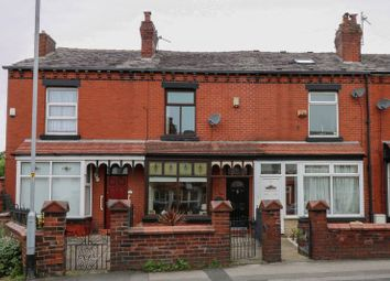 Thumbnail 2 bed terraced house for sale in Markland Hill Lane, Heaton, Bolton