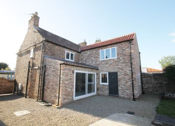 Thumbnail 4 bed detached house to rent in Long Street, Thirsk